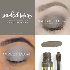 Smoked Topaz SHADOW SENSE NWT